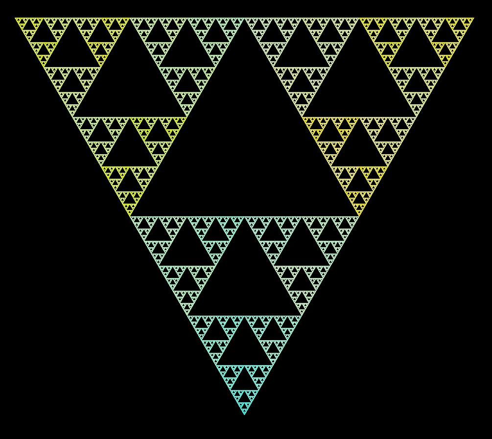 Sierpinski-Dreieck